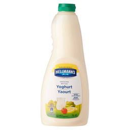 SALAD DRESSING HELLMANN'S YOGURT