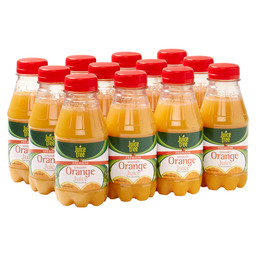 ORANGE JUICE 33CL PET JUICE TREE