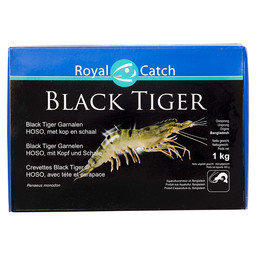 BLACK TIGER HOSO SHRIMP MET CUP 21/30