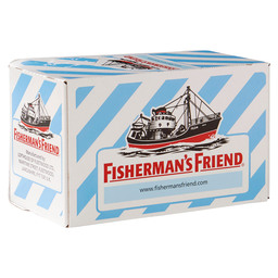 FISHERMAN'S FRIEND  BLAUW ORIG.EX.STRONG