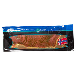 GRAVED LACHS NORWEGIAN SLICED SIDE