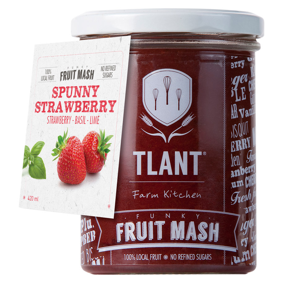 FUNKY FRUIT MASH SPUNNY STRAWBERRY