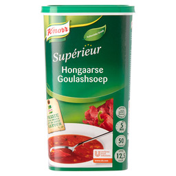 GOULASH SOUP HUNGARIAN SUPERIOR