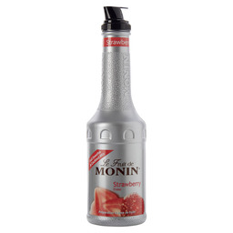 MONIN PUREE STRAWBERRY