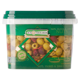 OLIVES PROVENCALE PITTED