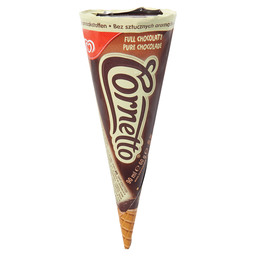 IJS CORNETTO FULL CHOCOLATE 1 EURO 90 ML