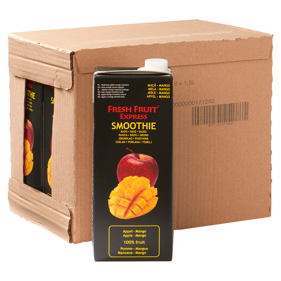 SMOOTHIE BASIS FRUITSAP 1,5L