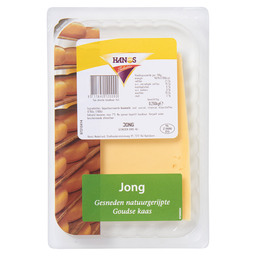 CHEESE YOUNG 250 GR