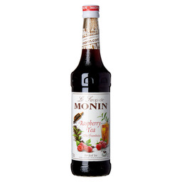 MONIN RASPBERRY TEA