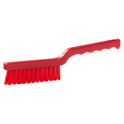 WORK BRUSH HACCP RED 275X20MM