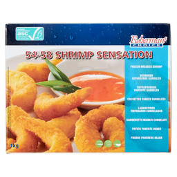 SHRIMP SENSATION DV