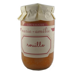 ROUILLE SPICY GARLIC MAYONNAISE