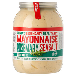 MAYONAISE ROSEMARY SEASALT LEGENDARY