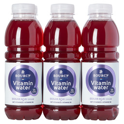 VITAMIN WATER 50CL BRAAM ACAI