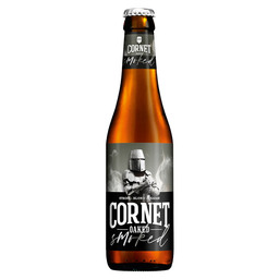 CORNET OAKED SMOKED 33CL