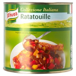 KNORR RATATOUILLE COLLECTIONE ITALIANA
