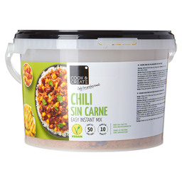 CHILI SIN CARNE MIX