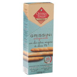 GRISSINI ARTIGIANALI OIL EV 7 BREADSTICK