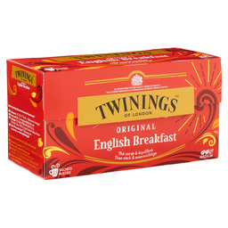 BREAKFAST THEE  ENGLISH TWININGS