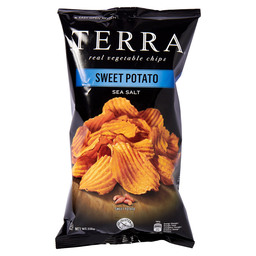 CRISPS SWEET POTATO TERRA