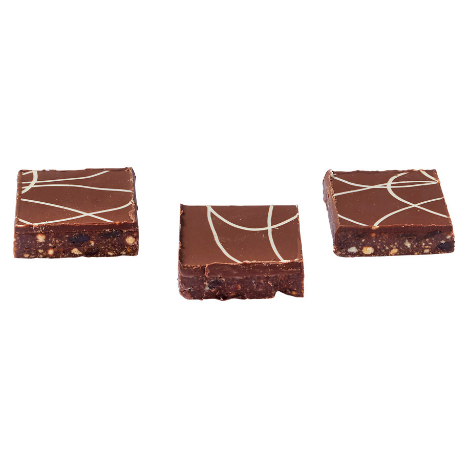 TIFFIN SLICE CHOCOLATE