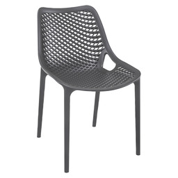 AIR CHAIR PVC COLOR: DARK GREY