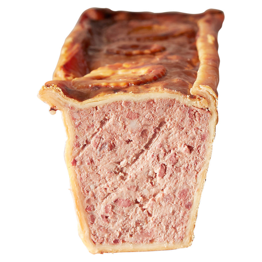 PATE AND CROUTE DUCK MET PISTACHIOS