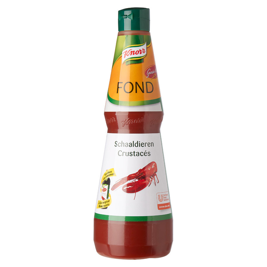 SHELL-FISH STOCK KNORR GARDE D'OR