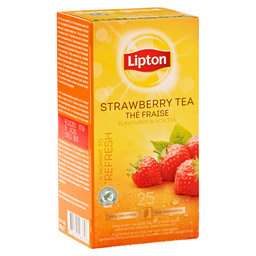 THEE STRAWBERRY LIPTON PROFESSIONEEL