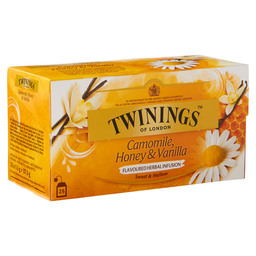 THE CAMOMILLE/MIEL/ VANILLE 2 G TWININGS