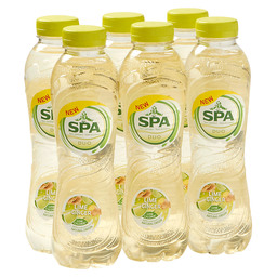 SPA DUO LIME GINGER 50CL