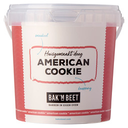 COOKING 'M BITE AMERICAN COOKIE