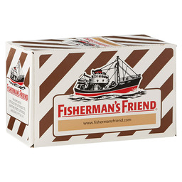 FISHERMAN'S FRIEND  ZOETE DROP