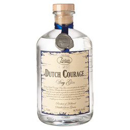 ZUIDAM DRY GIN DUTCH COURAGE