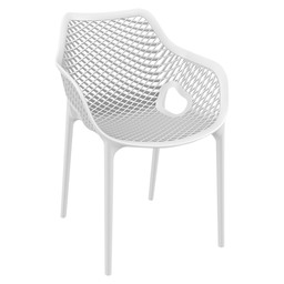 AIR-A ARMCHAIR - PVC WHITE