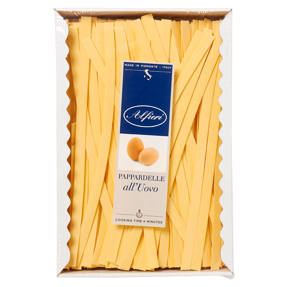 PAPPARDELLE UOVO