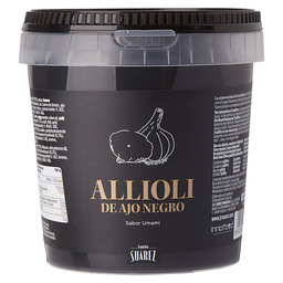 BLACK GARLIC ALLIOLI