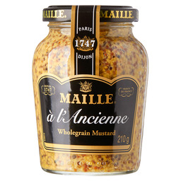 MOSTERD A L'ANCIENNE  MAILLE