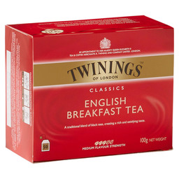 THEE ENGLISH BREAKF.  TWININGS