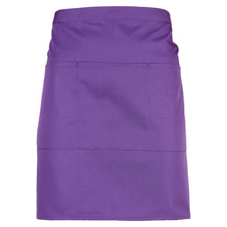 SLOOF 3 POCKET 100X50 PURPLE