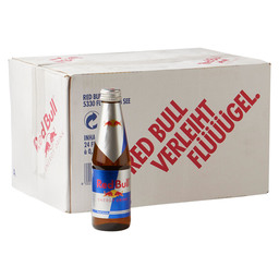 RED BULL 25CL FLES