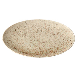 COUPE PLATE LIFESTYLE NATURAL 30CM