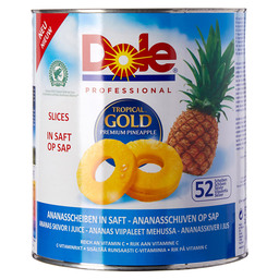 ANANAS SCHIJVEN M.SAP DOLE TROPICAL GOLD