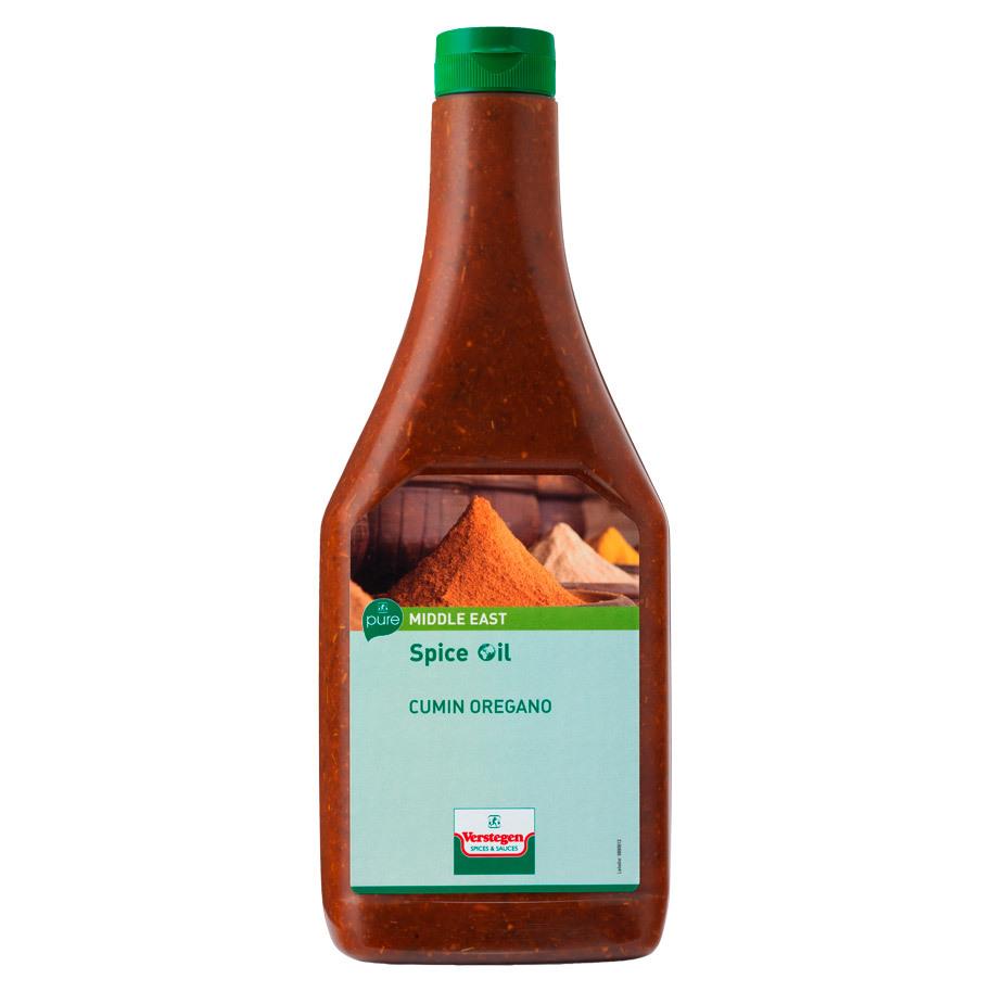 SPICE OIL CUMIN OREGANO PURE