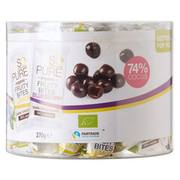 FRUITY BITES LEM/BLUEBERRY PUUR BIO FT