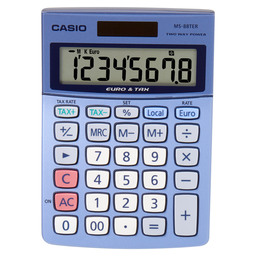REKENMACHINE CASIO  MS-88 VERV. 51414720