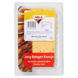 CHEESE CUMIN YOUNG AGED 250 GR
