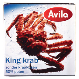 KRAB FANCY KING 50% POTEN