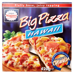 WAGNER BIG PIZZA HAWAIÏ