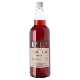 COOKING AMARETTO 30 % GELIFIED